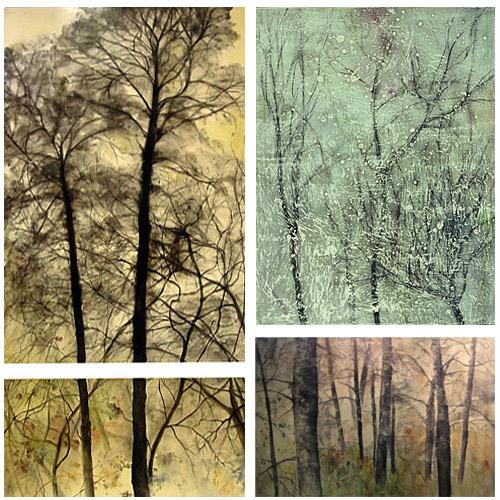 Mirang Wonne - paintings