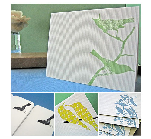 Birdy Card Series