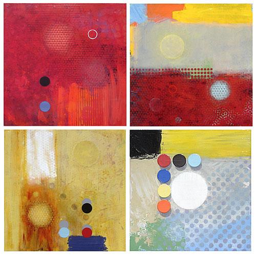 Alan Mazzetti - Particles