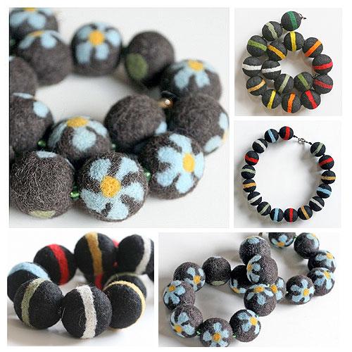 Hasenpfeffer Bumbel Beads